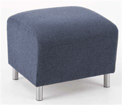1 Seat Bench in Upgrade Fabric or Healthcare Vinyl