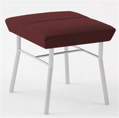 Mystic 1 Seat Bench in Standard Fabric or Vinyl
