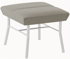 Mystic 1 Seat Bench in Upgrade Fabric or Healthcare Vinyl
