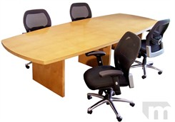 10' Convex Conference Table