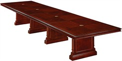 18' Expandable Conference Table