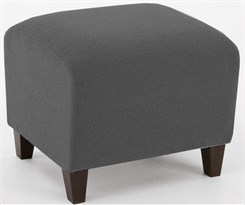 Siena 1 Seat Bench in Upgrade Fabric or Healthcare Vinyl