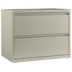 2-Drawer Steel Lateral File