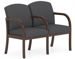 2-Seats w/Armrests