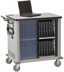 Laptop Computer Security Cart - 20 Unit