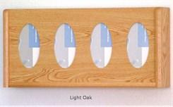 4-Capacity Glove Box Holder