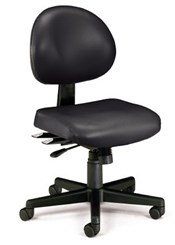 24-Hour Multi-Shift Chair in Antimicrobial Vinyl