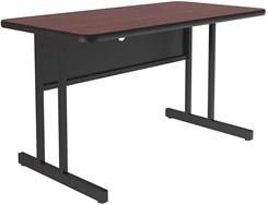 """24"""" x 48"""" Desk Height Workstation"""