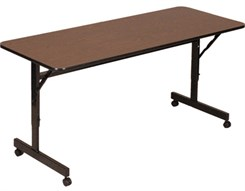 "24"" x 60"" Flip Top Table"