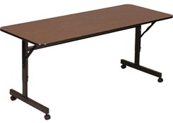 "24"" x 72"" Flip Top Table"