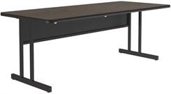"""24"""" x 72"""" Desk Height Workstation"""