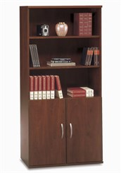 2-Door Bookcase