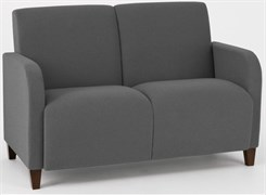 Siena 2 Seat Sofa in Upgrade Fabric or Healthcare Vinyl