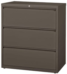 "36""W 3-Drawer Steel Lateral File"