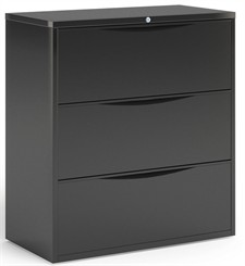 "36""W 3-Drawer Lateral File"