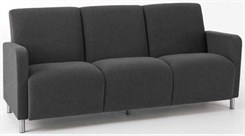 3 Seat Sofa in Standard Fabric or Vinyl