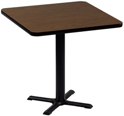 "30"" Square Table-Height Table"
