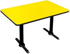 "30"" x 48"" T-Base Table-Height Table"