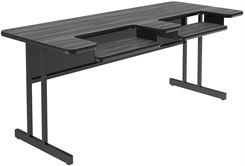 "30"" x 72"" Bi-Level Workstation"