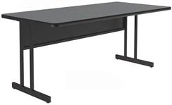 """30"""" x 60"""" Desk Height Workstation"""