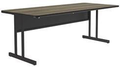 """30"""" x 72"""" Desk Height Workstation"""