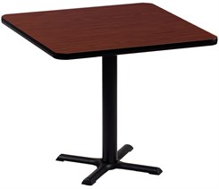 "36"" Square Table-Height Table"