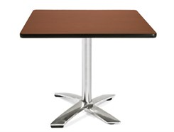 """36"""" Square Flip-Top Table"""