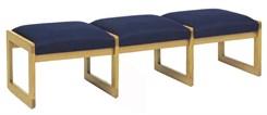 3-Seat Bench