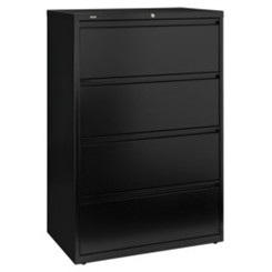 4-Drawer Steel Lateral File