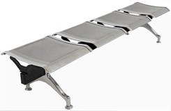 4-Seat Bench Beam Seating