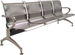 4-Seater Beam Seating