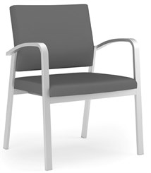 400 lb. Capacity Guest Chair in  Upgrade Fabric or Healthcare Vinyl