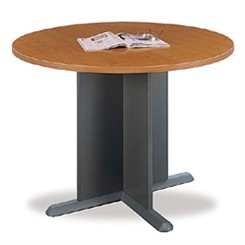 42&quot;D Conference Tables In Stock in 7 Finishes!