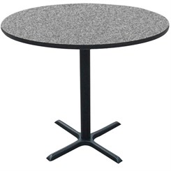 "42"" Round Bar Stool Height Table"
