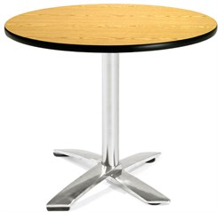 "42"" Round Flip-Top Table"