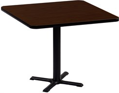 "42"" Square Table-Height Table"