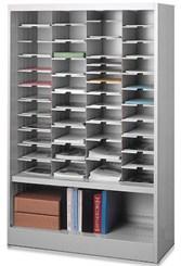 44-Pocket Sorting Cabinet