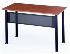 "48""W x 24""D Rectangular Conference & Training Table"