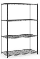 "48""W x 24""D x 72""H Wire Shelving Unit"