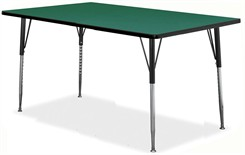 "48""W x 30""D Rectangular Table"