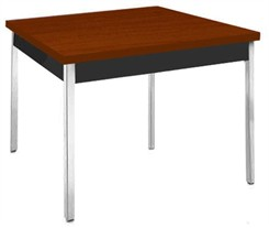 "48"" x 48"" Custom Office Utility Table"