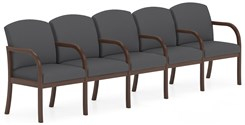 Weston 5-Seats w/Armrests