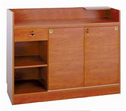 5' Retail Sales Counter / Cabinet