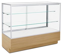 5' Width Full-Vision Merchandise Display Case