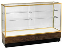 "60"" Wide Merchandiser Counter Display Case"