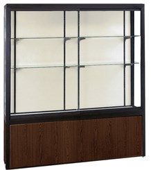 "60"" Wide Platform Display Case"