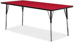 "60"" x 30"" Rectangular Table"