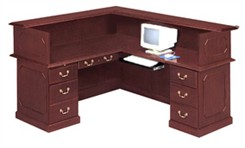 "72"" Governor Reception Desk"
