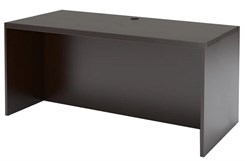 "66"" Straight Front Desk Shell"