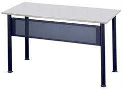 "72""W x 24""D Rectangular Conference & Training Table"